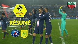 Paris Saint-Germain - FC Nantes ( 2-0 ) - Résumé - (PARIS - FCN) / 2019-20