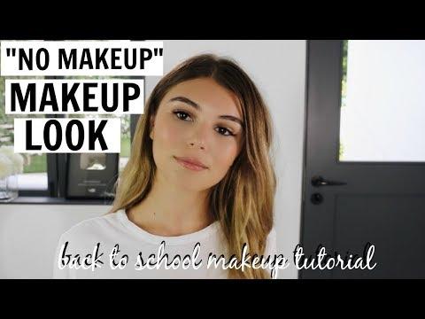 5 Minute Drugstore Back to School Makeup Tutorial l Olivia Jade