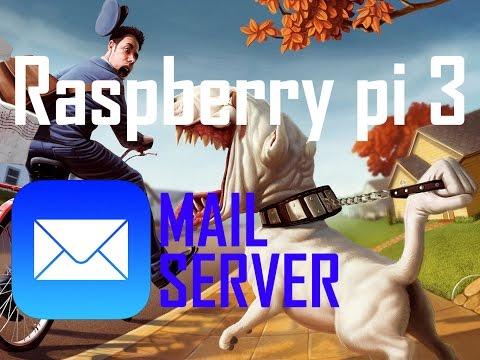 PERFECT LITTLE HOME SERVER [Raspberry Pi 3] PART 2 - MAIL SERVER