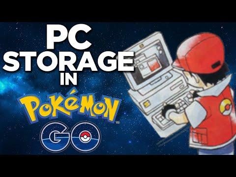 Pokemon Storage System in Pokemon GO - Pokémon GO Predictions