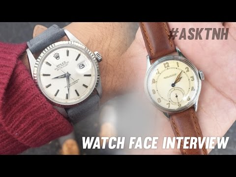 Most UNDERVALUED Vintage Watches, MISTAKES In The Watch Industry, & INSPIRATION | #ASKTNH 101