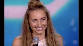 Talia Dean Stuns Everyone With Macy Gray Cover | Six Chair Challenge | The X Factor UK 2017