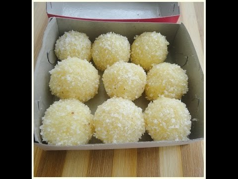 Coconut Ladoo -Diwali Sweet Recipe- chinnuz' I Love My Kerala Food