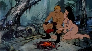 Fire Ice Animated Cartoon Full Movie In English 1983 Part 78
