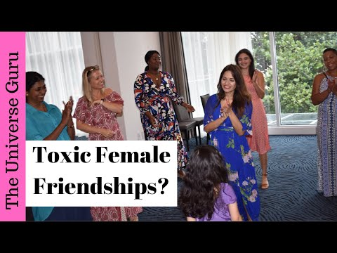 Why You Don't Have Good Female Friends