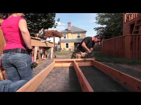 FunFix: Build a Wood Platform for Your Grill