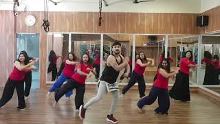 Saad lamjarad Mal habibi malu - BollyBeats choreography  by suresh fitness  / new Mumbai  nerul