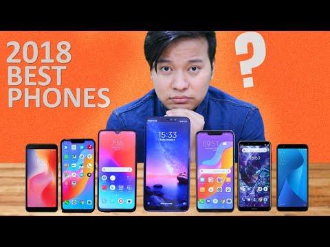 Best Smartphones of 2018 📱🔥- Under ₹10,000 , 15,000 , 8,000 &  20,000 ??