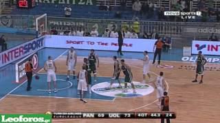 Panathinaikos Top-5 Last Minute Comebacks