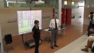 La LIM per una didattica inclusiva - Conferenza di Ivana Sacchi (prima parte)