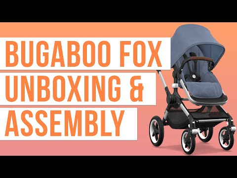 Bugaboo Fox Stroller 2018 Unboxing and Assembly | Reviews | Ratings | Prices | Magic Beans