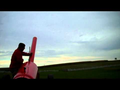 Vesperman Farms Pumpkin Air Canon