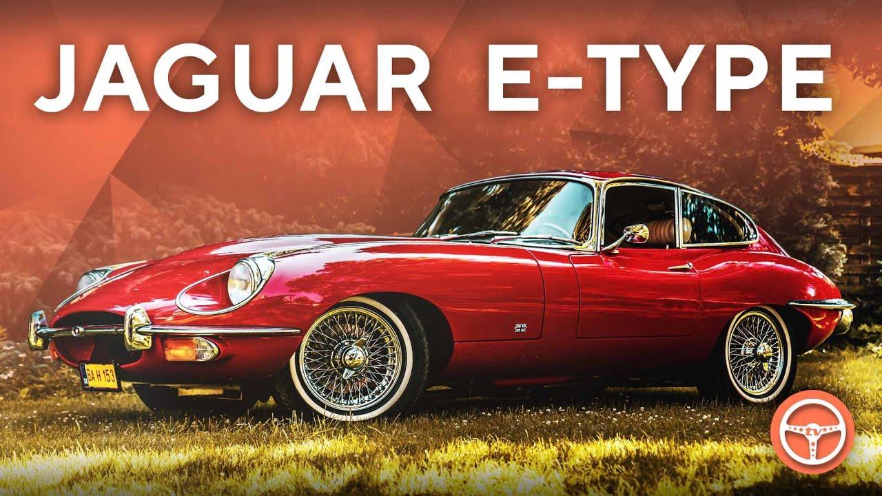 Karolov Jaguar E-Type - volant.tv špeciál