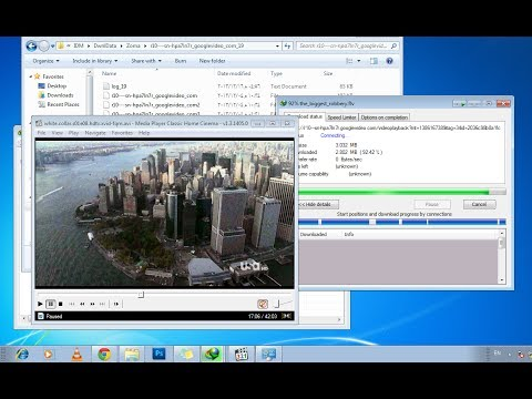 How to watch incomplete video files in IDM | كيفية تجميع ملف محمل ببرنامج داون لود مانجر