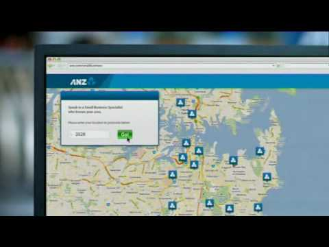 Locate an ANZ Small Business Specialist