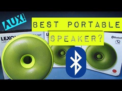 Best Portable Speaker Under 50$?