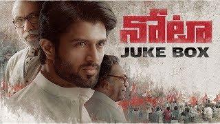 NOTA Jukebox - Telugu Full Songs | Vijay Deverakonda | Sam C.S | Anand Shankar
