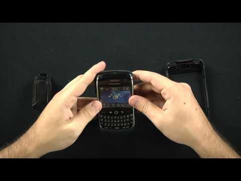 BlackBerry Curve 8900 Body Glove SnapOn Case