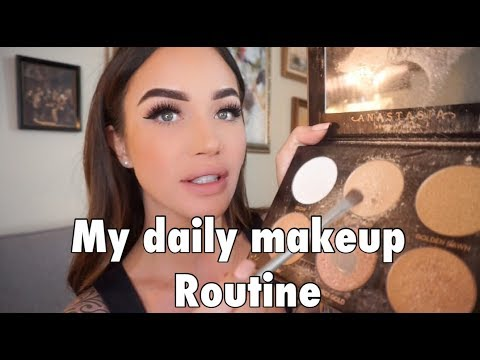My Daily Makeup Routine  JESSICA WILDE