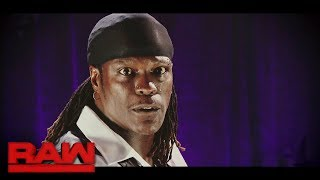 R-Truth interrupts Goldust