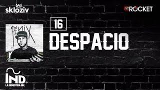 16. Despacio - Nicky Jam ft  Arcángel (Álbum Fénix)