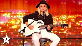 AMAZING SINGER From France WOWS Judges! | Got Talent Global