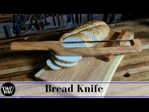 How to Make a Bread Knife | Bow Style Beginner Project