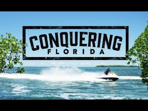 Conquering Florida: Jet Skiing in Key West