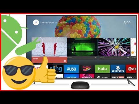 ✔️ MIBOX 3/3c  MDZ-16-aa  ROOT + Install Android TV English