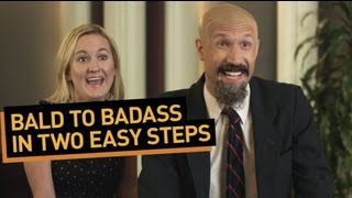 Download Bald to Badass in Two Easy Steps Video