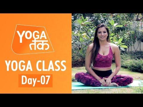 Yoga Class Seven | Yoga Class | Yoga Tak