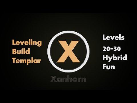ESO Lvl 20-30 Templar Battlemage leveling build