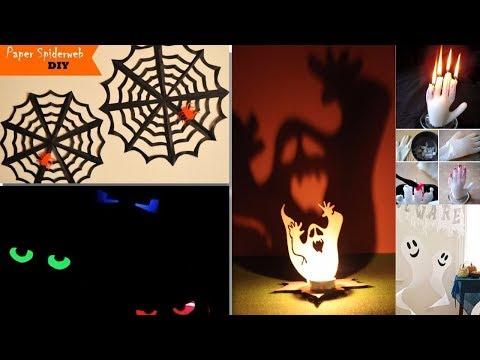 Halloween Decorations Outdoor Scary Ideas! 4 Creepy Ideas 2017