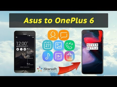 How to Transfer Data from Asus to OnePlus 6