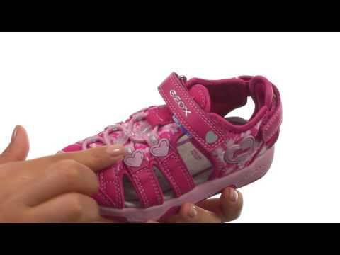 Geox Kids Baby Sandal Multy Girl 1 (Toddler 1)  SKU:8641360
