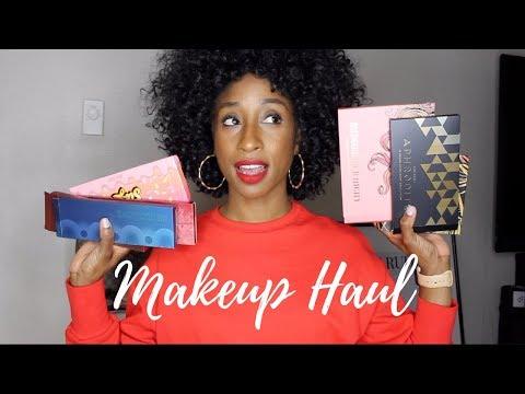 Hush Affordable Make Up Haul | LaurenOLauren