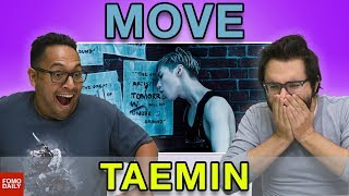 "TAEMIN ""MOVE"" • Fomo Daily Reacts"