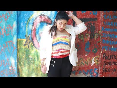 Sequins Lookbook | How To Wear Sequins | 3 Ways | Shreya Jain