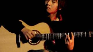 Sungha Jung - Waterfall - Lahti Finland 02-19-2010