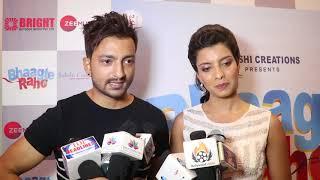 Mukesh Khanna to launch the trailer of Comedy film Bhaagte Raho.Cast-Riya Deepsi(21)
