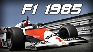 rFactor 2 Mclaren MP4/7 - Senna Onboard at Estoril [F1 1992