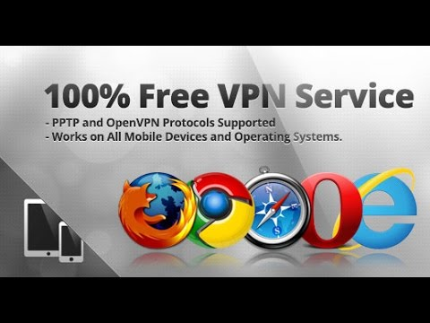 How To Get FREE VPN (Unlimited Time VPN Windows PC, Mac, Android) - Best Free VPN Service 2016