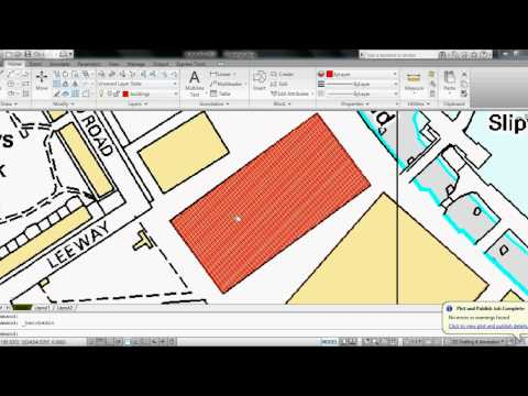 Autocad tutorial -1 mapping