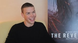 Will Poulter - The Revenant Interview (HD)