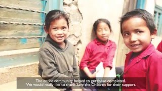 Nepal 1 Year Later: Save the Children