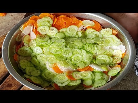 Awesome Making Pickle Recipe - How To Make Pickled Vegetables