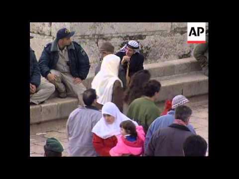 ISRAEL: JERUSALEM: RAMADAN