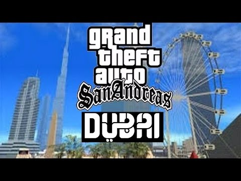 GTA San Aandreas Dubai | How to Download Dubai Mod (Auto-install)