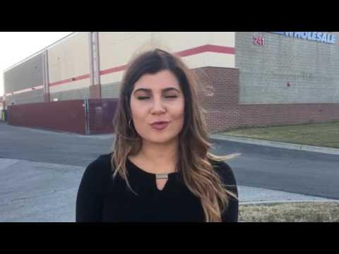 Costco customers raise money for beloved door greeter