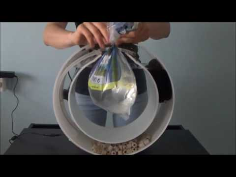 Instalace akvária s medúzami Orbit 20 - video manuál